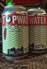 Fonta Flora 'Topwater' Hoppy Blonde Ale 12oz (Can)