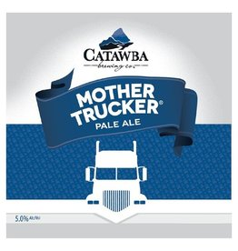 Catawba Brewing Co. 'Mother Trucker' Pale Ale 12oz Sgl (Can)