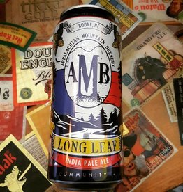 Appalachian Mountain Brewery 'Long Leaf' IPA 12oz (Can)