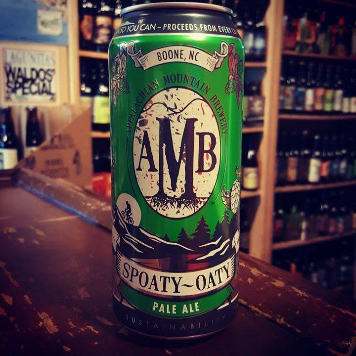 Appalachian Mountain Brewery AMB 'Spoaty Oaty' 12oz (Can) (Case Only)