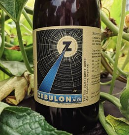 Zebulon Artisan Ales 'Petite Blueberry Sour' for Lightning Hopkins 750ml