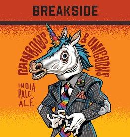 Breakside 'Rainbows & Unicorns' Session IPA 22oz