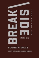 Breakside 'Fourth Wave' Bourbon Barrel-aged Coffee Beer 22oz