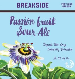Breakside 'Passion Fruit' Sour Ale 22oz