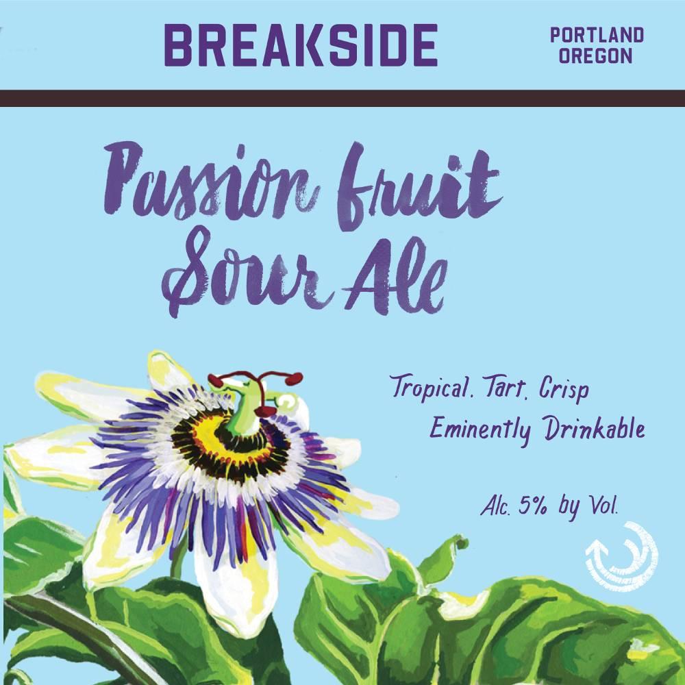 Breakside 'Passion Fruit' Sour Ale 22oz