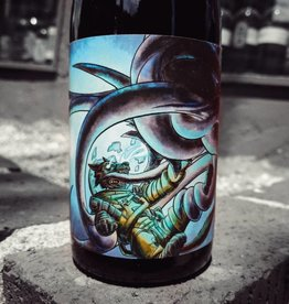 Newgrass 'Blu Matter' Wine Barrel-aged Sour w/ Blueberries 500ml