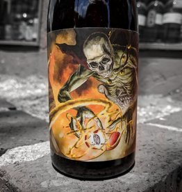 Newgrass 'Phantomagus' Wine Barrel-aged Sour Ale w/ Peaches 500ml