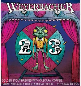 Weyerbacher Weyerbacher '23' Imperial Golden Stout 12oz Sgl