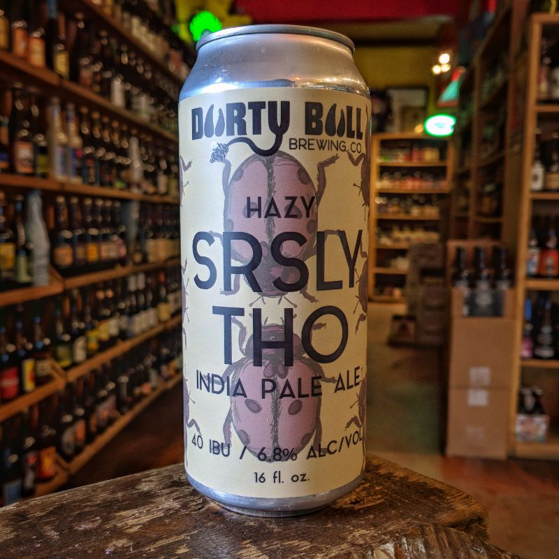 Durty Bull 'Srsly Tho' New England-Style IPA 16oz (Can)