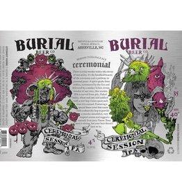 Burial 'Ceremonial - Ella' Session IPA 16oz (Can)