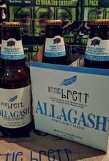 Allagash Brewing Co. 'Little Brett' Ale w/ Brettanomyces & Mosaic Hops 12oz Sgl