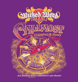 Wicked Weed 'Calimost' Grapefruit & Honey Gose 12oz (Can)