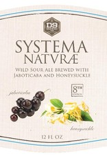 D9 Brewing Co. 'Systema Naturae #8' Wild Sour Ale w/ Jaboticaba & Honeysuckle 12oz Sgl