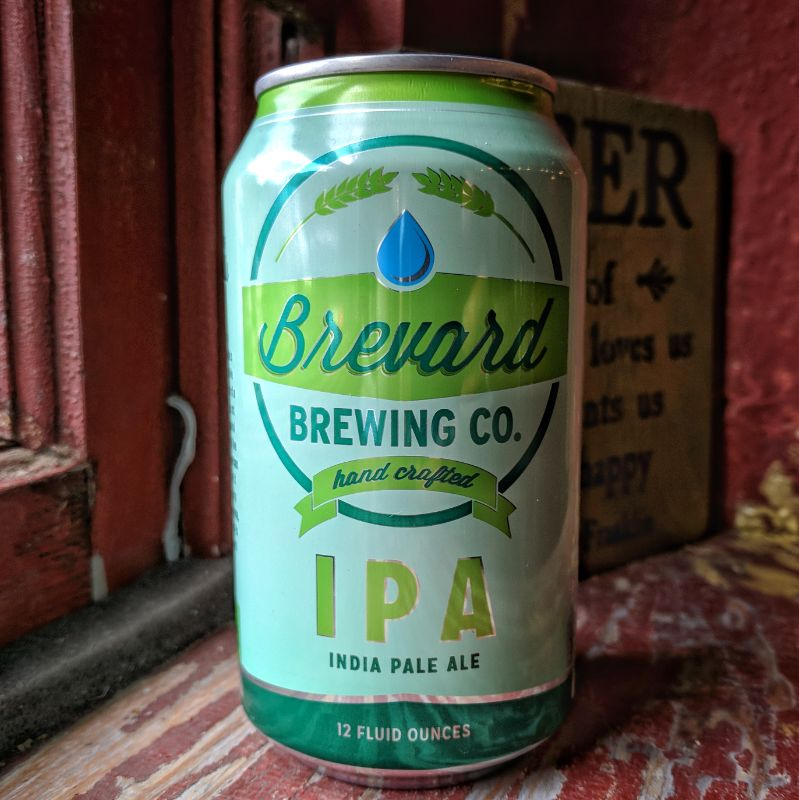 Brevard 'American IPA' 12oz (Can)