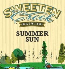 Sweeten Creek 'Summer Sun' Wit 12oz (Can)