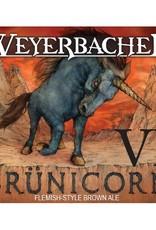 Weyerbacher 'Brunicorn VI' Flemish-Style Sour Brown Ale 750ml