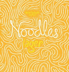 Birds Fly South Ale Project 'Noodles' Lager 16oz (Can)