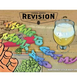 Revision 'Trying to Get My Aroma, Bro' Northeast-Style IPA 16oz (Can)