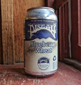 Pisgah Brewing Co. 'Blueberry Wheat' 12oz (Can)