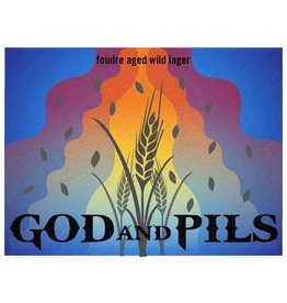 Birds Fly South Ale Project x Kent Falls 'God and Pils' Foudre Aged Wild Lager 750ml
