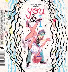 Birds Fly South Ale Project 'You & I' Session IPA 16oz (Can)