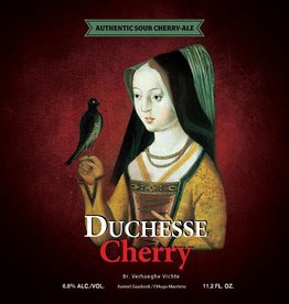 Verhaeghe 'Duchesse Cherry' Flanders Red Ale 330ml