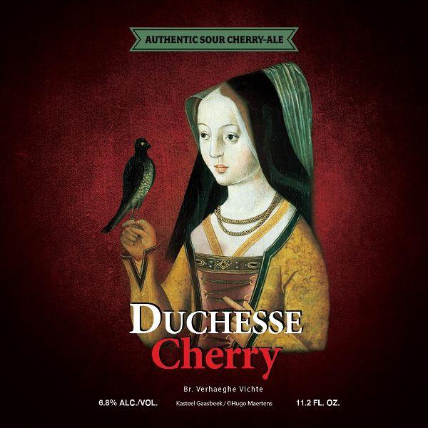 Verhaeghe 'Duchesse Cherry' Flanders Red Ale 330ml