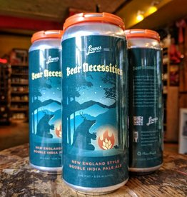 Birdsong 'Bear Necessities' New England-style Double IPA 16oz (Can)