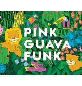 PRAIRIE Artisan Ales 'Pink Guava Funk' Sour Ale with Pink Guava 12oz (Can)