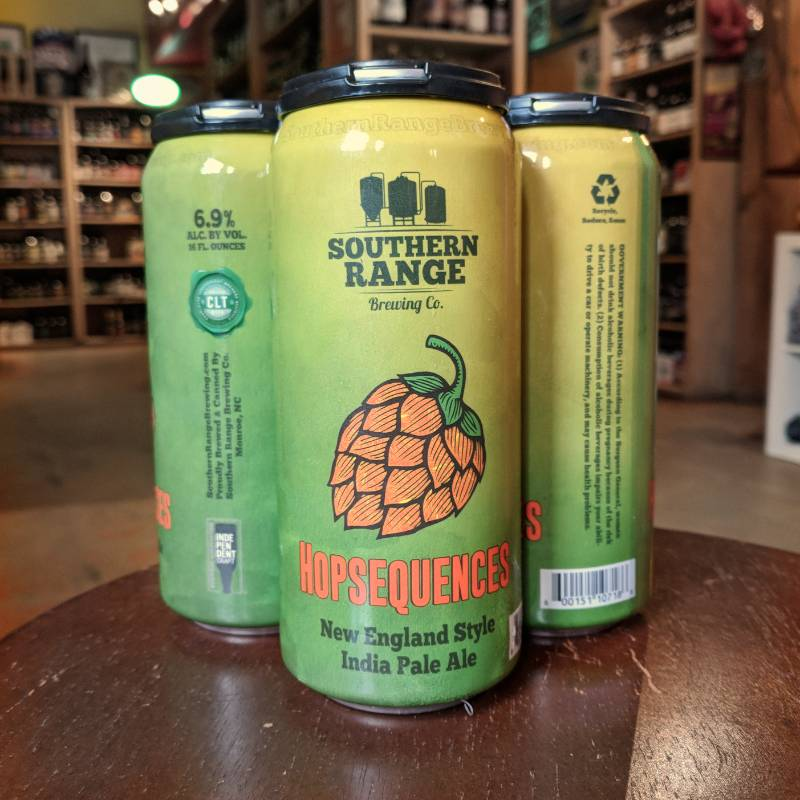 Southern Range 'Hopsequences' New England-Style IPA 16oz (Can)