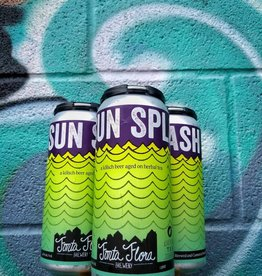Fonta Flora Brewery 'Sun Splash' Kölsch with Herbal Tea 16oz (Can)