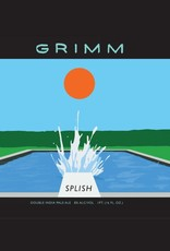 Grimm Artisanal Ales 'Splish' Double IPA 32oz Growler ($5 Deposit Included)