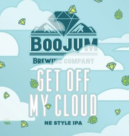 Boojum Brewing Co. 'Get Off My Cloud' NE Style IPA 12oz (Can)