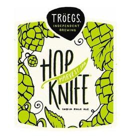 Troegs 'Hop Knife' Harvest Ale 12oz Sgl
