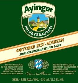 Franziskaner Ayinger 'Oktoberfest' 330ml