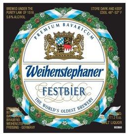 Weihenstephan 'Festbier' 330ml