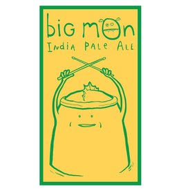 Steel String 'Big Mon' IPA 12oz Sgl
