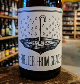 Newgrass 'Shelter From Grace' Mixed Culture Saison w/ Local Scuppernongs 500ml