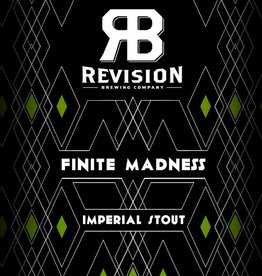 Revision 'Finite Madness' Imperial Stout 22oz
