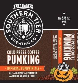 Southern Tier 'Cold Press Pumking' Imperial Pumpkin Ale 12oz Sgl