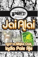 Cigar City 'White Oak Jai Alai' Oak-aged IPA 12oz (Can)