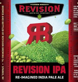 Revision Revision 'IPA' 12oz (Can)