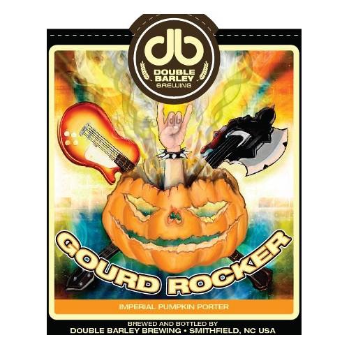 Double Barley 'Gourd Rocker' Imperial Pumpkin Porter 12oz Sgl