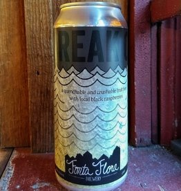 Fonta Flora Brewery 'Break of Moon' Saison w/ Black Raspberries 16oz (Can)