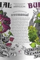 Burial Beer Co. 'Ceremonial' Session IPA brewed w/ Mandarina Bavaria Hops 16oz (Can)