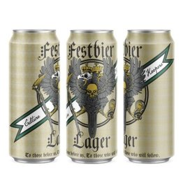 Burial Beer Co. x Creature Comforts 'Culture Keepers' Fesbier Lager 16oz (Can)