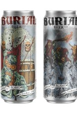 Burial Beer Co. 'Gang of Blades' Double IPA 16oz (Can)