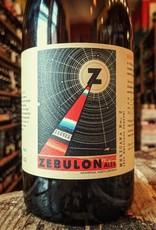 Zebulon Artisan Ales 'Mexicana #2 (for Emiliano Zapata)' Lager w/ Corn, Tomatillos, and Serrano Chilies 750ml