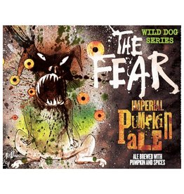 Flying Dog 'The Fear' Imperial Pumpkin Ale 12oz Sgl
