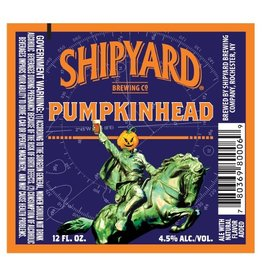 Shipyard 'Pumpkinhead' Ale 12oz Sgl